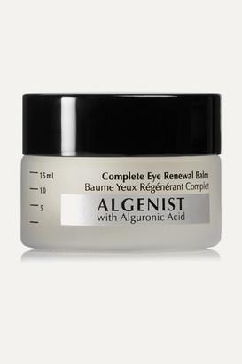 Algenist Complete Eye Renewal Balm, 15ml - Colorless