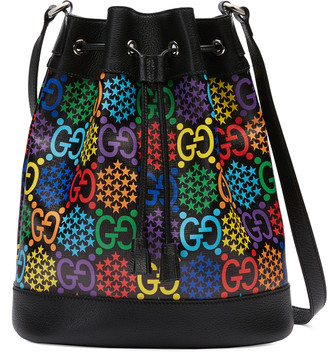 Gucci GG Psychedelic bucket bag