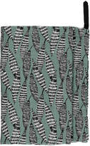MOUMOUT Cabosse Large Cotton Muslin Swaddling Blanket