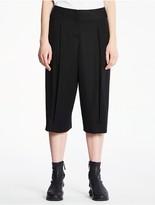CK Calvin Klein Soft Stretch Cropped Pants
