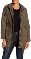 Lucky Brand Clean Military Jacket