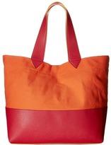 Echo Color Block Sydney Tote Tote Handbags