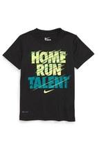 Nike 'Home Run Talent' Graphic Dri-FIT T-Shirt (Toddler Boys & Little Boys)