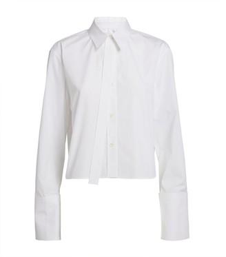Helmut Lang Cropped Shirt