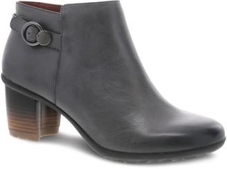 Dansko Waterproof Leather Ankle Boots - Perry