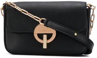 Vanessa Bruno Logo Plaque Crossbody Bag