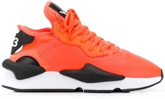Y-3 Panelled Sneakers