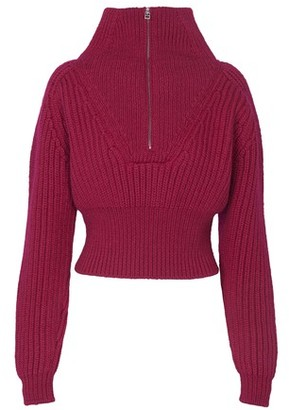 Jacquemus Olive knit