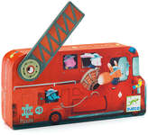 Djeco Fire Engine Puzzle - 16 Pieces