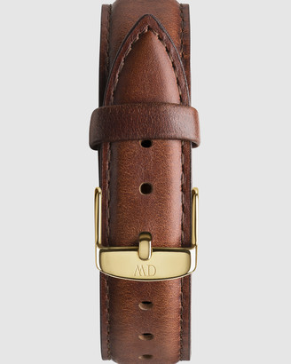 Daniel Wellington Leather Strap Petite 16 St Mawes Watch Band - For Petite 36mm