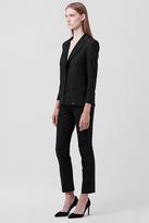 Diane von Furstenberg Lenore Embellished Blazer