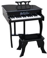 Schoenhut Fancy Baby Grand Piano - Black