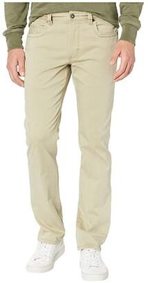 Tommy Bahama Boracay Five-Pocket Chino Pant (Khaki) Men's Jeans