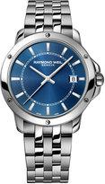 Raymond Weil Watch, Men's Swiss Tango Stainless Steel Bracelet 39mm 5591-ST-50001