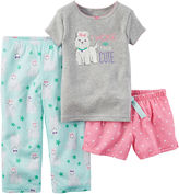 Carter's Dog 3-pc. Set - Baby Girls 12m-24m
