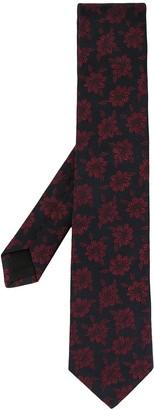 Durban Floral Pointed-Tip Tie