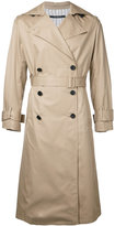 Dressedundressed - button up trench coat - men - Cotton - 4