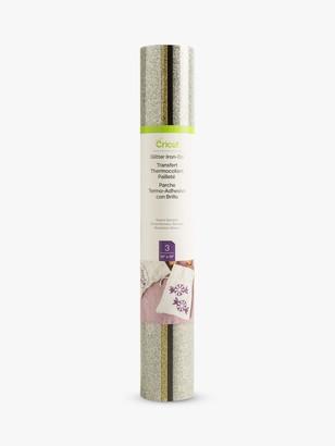 Cricut Glitter Iron-On Material, Pack of 3, Basics