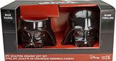 Star Wars Disney Classic Darth Vader Sculpted Bank and Mug Set