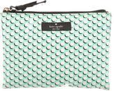 Kate Spade Circular Logo Cosmetic Bag