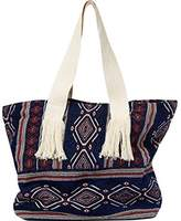 Billabong Women's Lucky Me Chenille Tote Bag