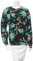 Mary Katrantzou Printed Pullover Sweatshirt