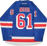 Steiner Sports Rick Nash Signed New York Rangers Jersey