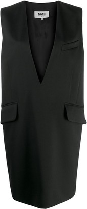 MM6 MAISON MARGIELA Shift Dress