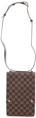 Louis Vuitton 2001 pre-owned Damier pouch