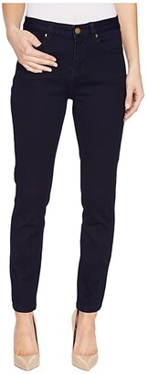 Tribal Five-Pocket Ankle Jegging 28 Dream Jeans in Midnight