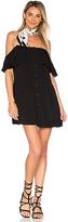 Privacy Please Norval Dress in Black. - size L (also in M,S,XS)