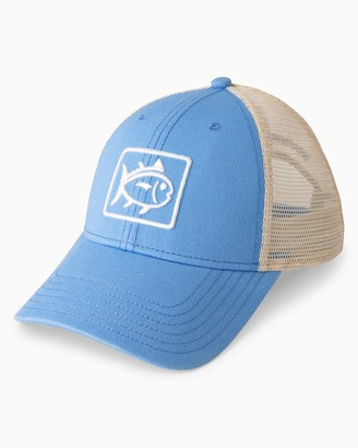 Southern Tide Embroidered Skipjack Trucker Hat