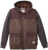 Matix Clothing Company Men's Big Game Quilt Fleece Hooded Jacket 8137775