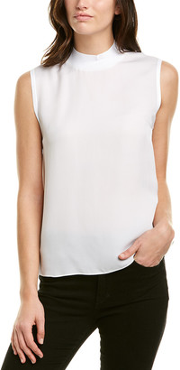 Vince Layered Silk Top