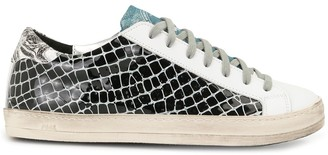 P448 Snakeskin Trainers