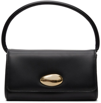Little Liffner Black Mini Baguette Bag