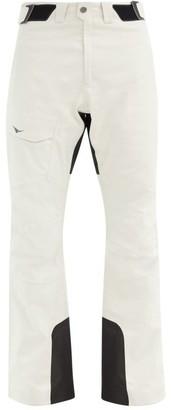 Sease - Armada Wool-blend Ski Trousers - White
