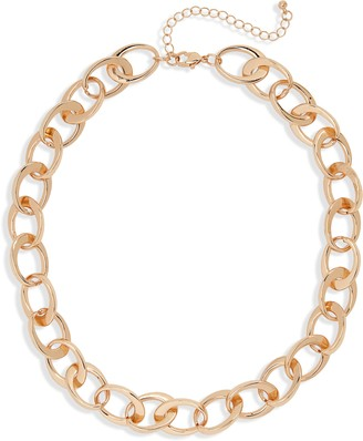 BP Chain Link Collar Necklace