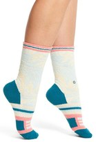 Stance Women's Makamae Plush Crew Socks