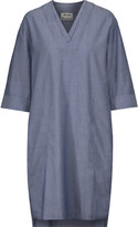 Acne Studios Bucca cotton-poplin dress