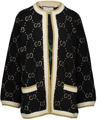 Gucci GG wool jacket