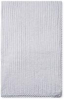 Melange Home Seersucker Yarn-Dyed Stripe Quilt