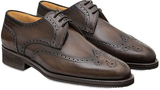 Pakerson Coffee Pisa Derby Shoe