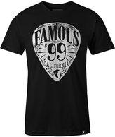 Famous Stars & Straps Men's Pick Logo-Print T-Shirt