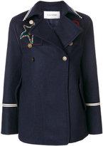 Valentino Montgomery heart and star jacket