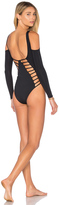 L-Space LSPACE Wild Heart One Piece