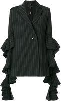 Ellery striped blazer