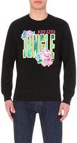 Kenzo Kenzo X Jungle Book Cotton-jersey Sweatshirt