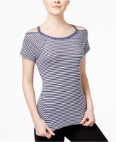 Tommy Hilfiger Cold-Shoulder T-Shirt, A Macy's Exclusive