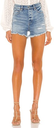 Free People Crvy Vintage High Rise Short. - size 24 (also